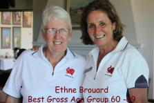 SENIOR CHAMPS BEST GROSS 60-69 YRS